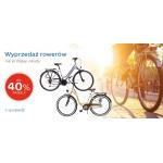 EMag: wyprzedaż do 40% rabatu na rowery