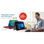 EMag: do 20% zniżki na laptopy i notebooki Acer
