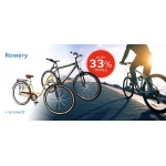 EMag: do 33% zniżki na rowery