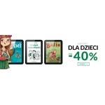 Empik: do 40% rabatu na ebooki dla dzieci