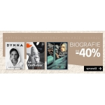 Empik: do 40% rabatu na książki biograficzne