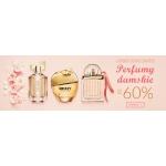 Empik: wyprzedaż do 60% zniżki na perfumy damskie