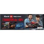 Empik: do 40% zniżki na klocki Lego Technic