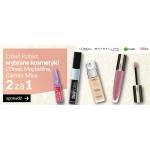 Empik: promocja na Dzień Kobiet dwa wybrane kosmetyki L'Oreal, Maybelline, Garnier, Mixa w cenie jednego