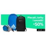 Empik: do 50% rabatu na plecaki, torby i saszetki