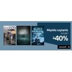 Empik: do 40% zniżki na książki z kategorii Męskie Czytanie