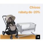 Empik: do 20% rabatu na artykuły dziecięce marki Chicco