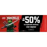 Empik: do 50% rabatu na wybrane zestawy Lego Ninjago