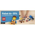 Empik: do 35% zniżki na wybrane zestawy klocków Lego