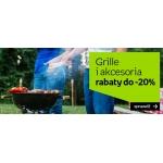 Empik: do 20% rabatu na wybrane grille i akcesoria grillowe