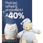 Empik.com: do 40% zniżki na pościel, lamki, przytulanki
