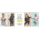 Empik: 40% zniżki na ubrania dziecięce i niemowlęce Pinokio