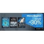 Empik: do 30% zniżki na wybrane książki Stephena Kinga