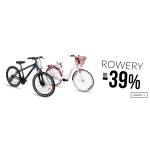Empik: do 39% rabatu na rowery