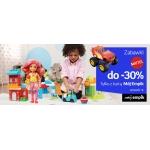 Empik: do 30% zniżki na zabawki dla dzieci marki Mattel
