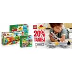 Empik: 20% zniżki na klocki Lego Duplo