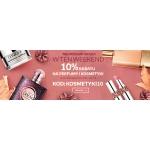 Empik: 10% rabatu na perfumy i kosmetyki