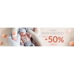 Empik: do 50% zniżki na modę dziecięcą
