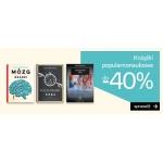 Empik: do 40% zniżki na książki popularnonaukowe