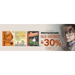 Empik: do 30% rabatu na książki przygodowe dla dzieci
