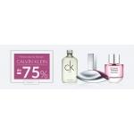 Empik: wyprzedaż do 75% rabatu na perfumy damskie i męskie marki Calvin Klein