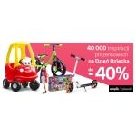 Empik: do 40% zniżki na prezenty na Dzień Dziecka