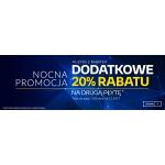 Empik: Nocna Promocja dodatkowe 20% rabatu na drugą płytę