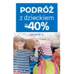 Empik.com: akcesoria do podróży z dzieckiem do 40% taniej