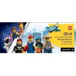 Empik: 20 zł rabatu przy zakupie klocków The Lego Movie 2 lub Lego City za min. 100zł