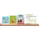 Empik: do 40% rabatu na książki dla dzieci wydawnictwa Wilga