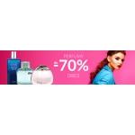 Empik: do 70% zniżki na perfumy damskie i męskie