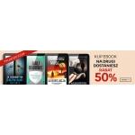 Empik: 50% rabatu na drugi ebook