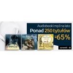 Empik: do 65% zniżki na ponad 250 audiobooków