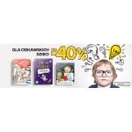 Empik: do 40% zniżki na książki dla ciekawskich dzieci
