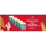 Empik: zestaw pieluch Pampers w cenie 115,99 zł