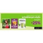 Empik: z okazji Dnia Matki do 25% rabatu na książki w kobiecym stylu