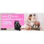 Empik: do 20% zniżki na asortyment dziecięcy marki Lionelo