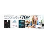 Empik: do 70% rabatu na książki akademickie