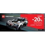 Empik: 20% rabatu na zestawy klocków Lego Technic