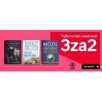 Empik: przy zakupie trzech książek, trzecia gratis