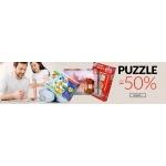 Empik: do 50% zniżki na puzzle