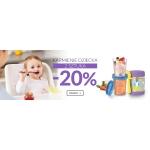 Empik: 20% rabatu na drugi produkt z kategorii karmienie dziecka