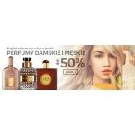 Empik: do 50% zniżki na perfumy damskie i męskie