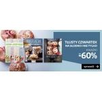 Empik: do 60% zniżki na książki kulinarne