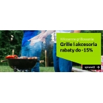 Empik: do 15% rabatu na grille i akcesoria grillowe