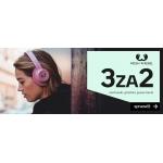 Empik: 3 za 2 na słuchawki, głośniki, powerbanki