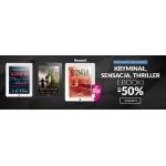 Empik: do 50% zniżki na ebooki - kryminały, sensacyjne, thrillery