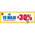 Empik: do 30% zniżki na klocki Lego z okazji dnia dziecka