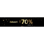 Black Week Empik: do 70% rabatu na zabawki