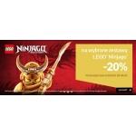 Empik: 20% rabatu na wybrane zestawy Lego Ninjago